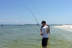 wade-fishing