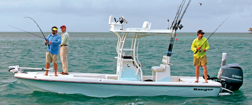 Texas saltwater guide for Ocean fishing boats