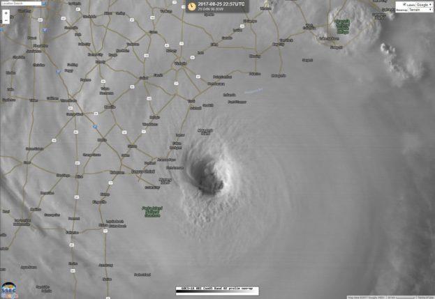 Port Aransas Hurricane
